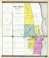 Port Sanilac, Sanilac County 1906