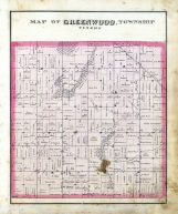 Greenwood Township, St. Clair County 1876
