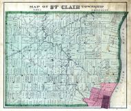 St. Clair Township, St. Clair County 1876