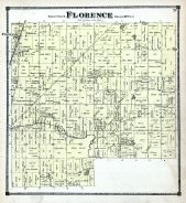 Florence Township, St. Joseph County 1872