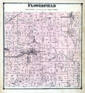 Flowerfield Township, St. Joseph County 1872