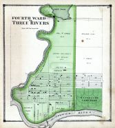 Three Rivers - Ward 4, St. Joseph County 1872