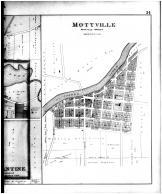 Constantine, Mottville - Right, St. Joseph County 1893