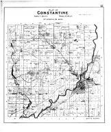 Constantine Township, St. Joseph County 1893