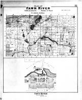 Fawn River Township, St. Joseph County 1893