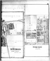 Sturgis, Moore Park - Right, St. Joseph County 1893