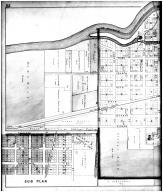 Three Rivers - Second Ward - Left, St. Joseph County 1893