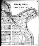 Three Rivers - Second Ward - Right, St. Joseph County 1893
