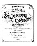 Title Page, St. Joseph County 1893