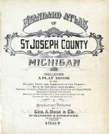 Title Page, St. Joseph County 1907