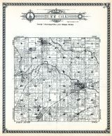 Burr Oak Township, Findley, Eberhard Lake, Stewarts Lake, St. Joseph County 1930