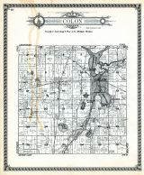 Colon Township, Sturgeon Lake, Beaver Lake, Long Lake, St. Joseph County 1930
