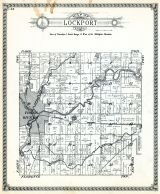 Lockport Township, Three Rivers, Noe Lake, St. Joseph County 1930