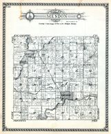 Mendon Township, Portage Lake, Helena Beach, St. Joseph County 1930