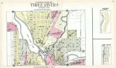 Three Rivers - Central, Sturgeon, Beach, Pine Grove, St. Joseph County 1930