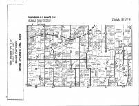 Fawn River Township, Sturgis, St. Joseph County 1958