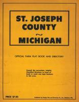 Title Page, St. Joseph County 1958