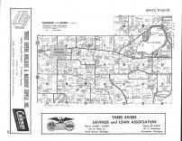 White Pigeon Township, St. Joseph County 1958