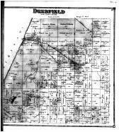 Deerfield, Columbia, Grand Junction, Kendall - Right, Van Buren County 1873