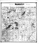 Hamilton Township, Lake of the Woods, Van Buren County 1873