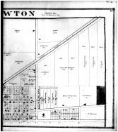 Lawton - North - Right, Van Buren County 1873