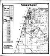 South Haven Township, Bear Lake, Van Buren County 1873