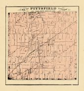Pittsfield Township, Washtenaw County 1874