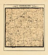 Superior Township, Washtenaw County 1874