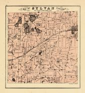 Sylvan Township, Washtenaw County 1874
