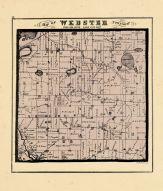 Webster Township, Washtenaw County 1874