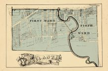 Ypsilanti City - South, Washtenaw County 1874