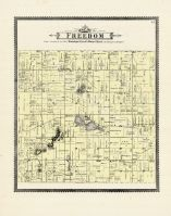 Freedom Township, Washtenaw County 1895