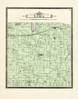 Lima Township, Washtenaw County 1895