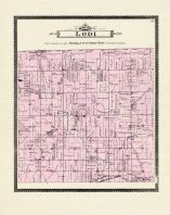 Lodi Township, Washtenaw County 1895