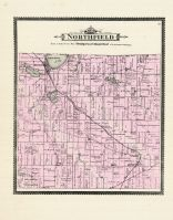 Northfield Township, Washtenaw County 1895