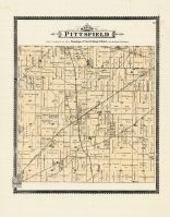 Pittsfield Township, Washtenaw County 1895