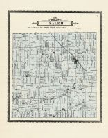 Salem Township, Washtenaw County 1895