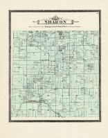 Sharon Township, Washtenaw County 1895