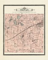 Sylvan Township, Washtenaw County 1895