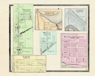 Whittaker, River Raisin, Willis, Dixboro, Superior, Rawsonville, Washtenaw County 1895