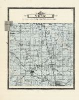 York Township, Washtenaw County 1895