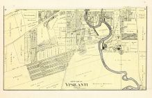 Ypsilanti City - South, Washtenaw County 1895