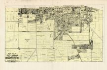 Ann Arbor - South, Washtenaw County 1915