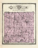 Salem Township, Washtenaw County 1915