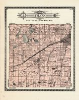 Sylvan Township, Washtenaw County 1915