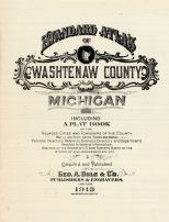 Washtenaw County 1915