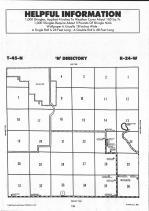 Unorganized Territory T45N-R24W, Aitkin County 1992 Published by Farm and Home Publishers, LTD