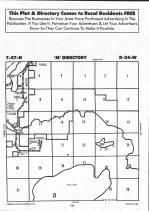 Unorganized Territory T47N-R24W, Aitkin County 1992 Published by Farm and Home Publishers, LTD