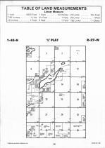 Unorganized Territory T48N-R27W, Aitkin County 1992 Published by Farm and Home Publishers, LTD