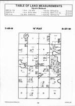 Unorganized Territory T49N-R27W, Aitkin County 1992 Published by Farm and Home Publishers, LTD